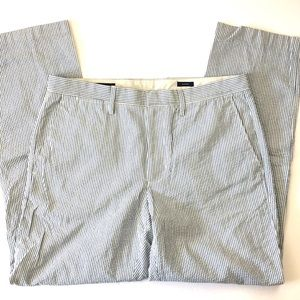 J. Crew •Seersucker Pants•